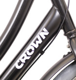 Crown Athens Omafiets 28 inch 53cm 3v Bruin
