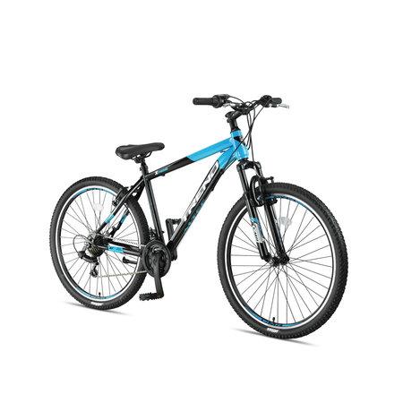Altec Trend 27,5 inch Mountainbike 21v Zwart Blauw