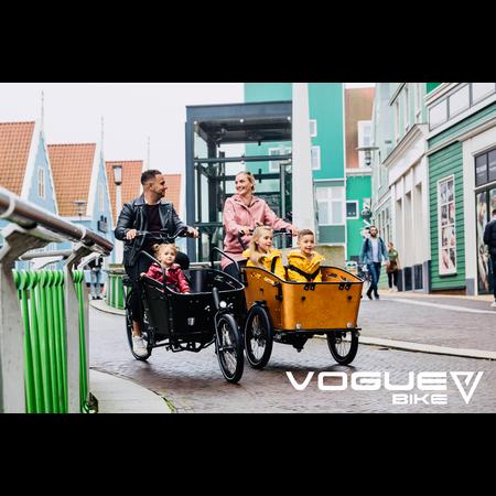 Vogue Vogue Carry 3 Dames 48cm Matt Black/Black 7V