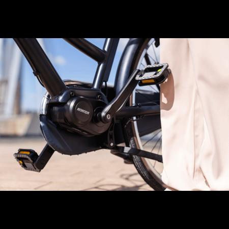 Altec Troja E-Bike Dames 53cm Mat Zwart 518 Wh N7
