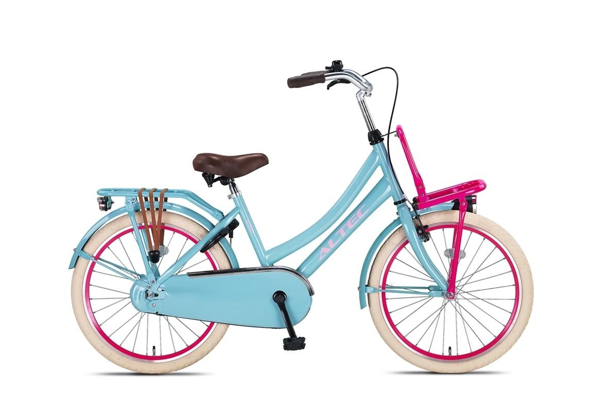 Altec Urban 22 inch Transportfiets Pinky Mint online kopen