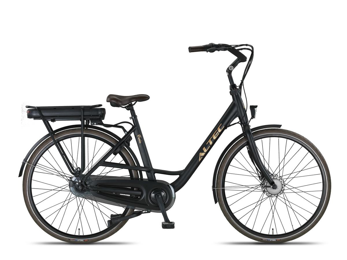 Altec Fania E-bike Moederfiets 50cm Zwart 518Wh N7 online kopen