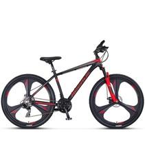 Umit Accrue 27.5 inch HYD MTB Zwart-Rood