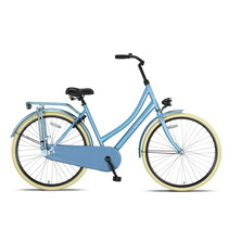 Outlet Altec Roma 28 inch Omafiets Frozen Blue 53cm