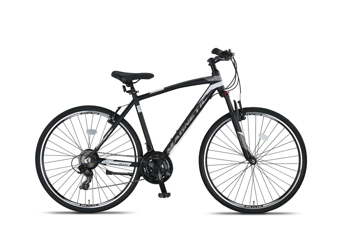 Altec Magnetic Trekking V-Brakes Heren 28inch 51cm Black/White online kopen