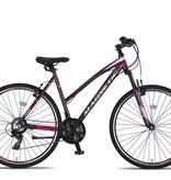 Altec Magnetic Trekking V-Brakes Dames 28inch 52cm Gray/Pink