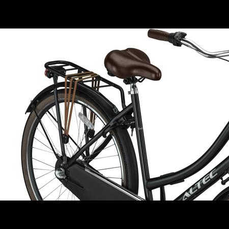 Altec Dutch Transportfiets 28 inch 50cm Zwart N3