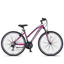 Umit Magnetic Trekking V-Brakes Dames 28 inch Paars-Roze