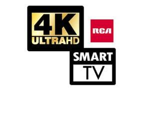 4K Ultra HD SMART tv's