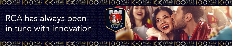 RCA - 100 years