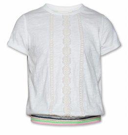 Ao76 Ao76 t shirt kant ecru