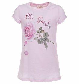 Monnalisa Monnalisa T shirt chicc garden rose