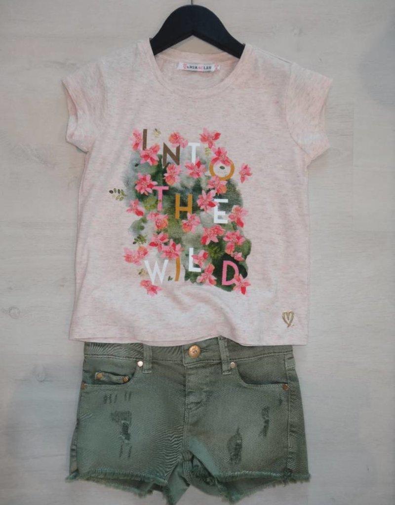 An Coorevits An Coorevits T shirt rose