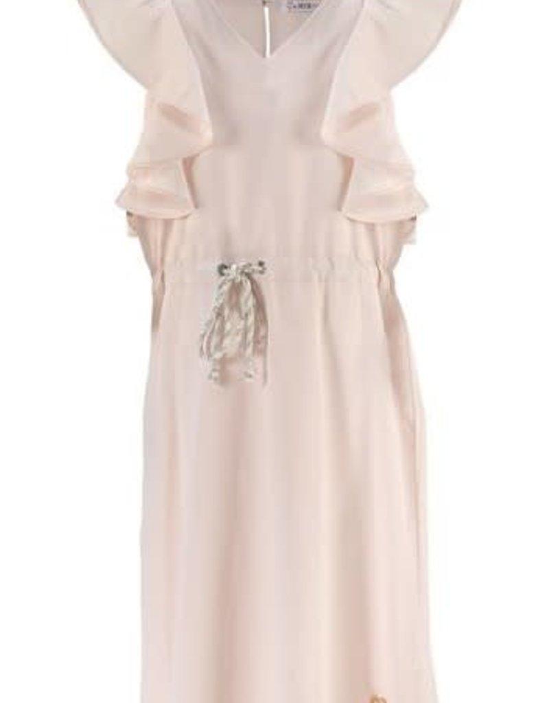 An Coorevits An Coorevits jurk zalm