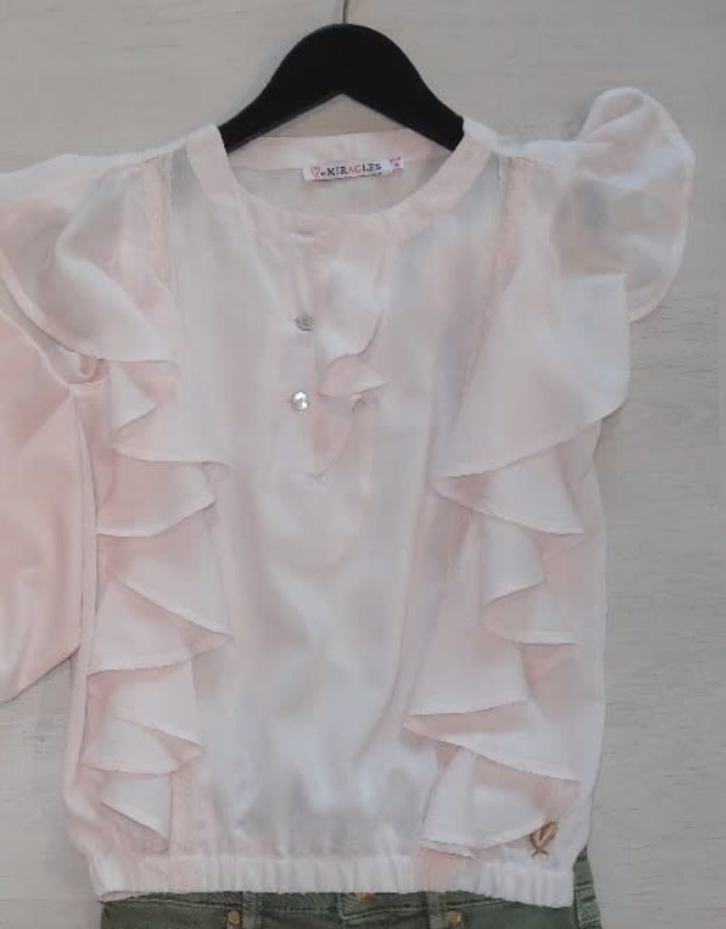 An Coorevits An Coorevits blouse rose