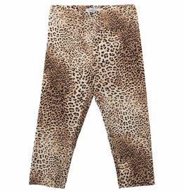 Monnalisa Monnalisa leopard Legging tijgerprint