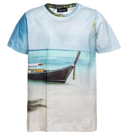 Monnalisa Monnalisa T shirt boot  multi