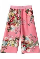 Liu Jo Liu Jo Broek bloemen rose