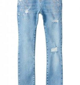 Liu Jo Liu Jo broek jeans glitter wash