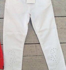 Liu Jo Liu Jo broek lang wit