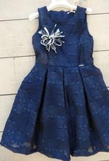 Liu Jo Liu Jo jurk blauw bloemen
