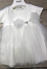Liu Jo Liu Jo jurk wit km tule