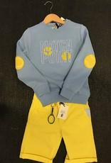 CRAZY MYSTERY Crazy Mystery sweater ohio blauw