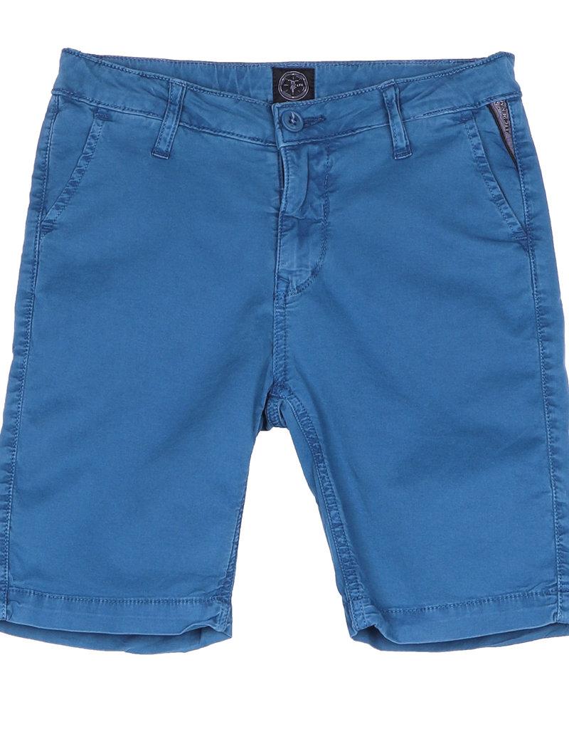 Le temps de cerises Le temps de cerises broek kort blauw