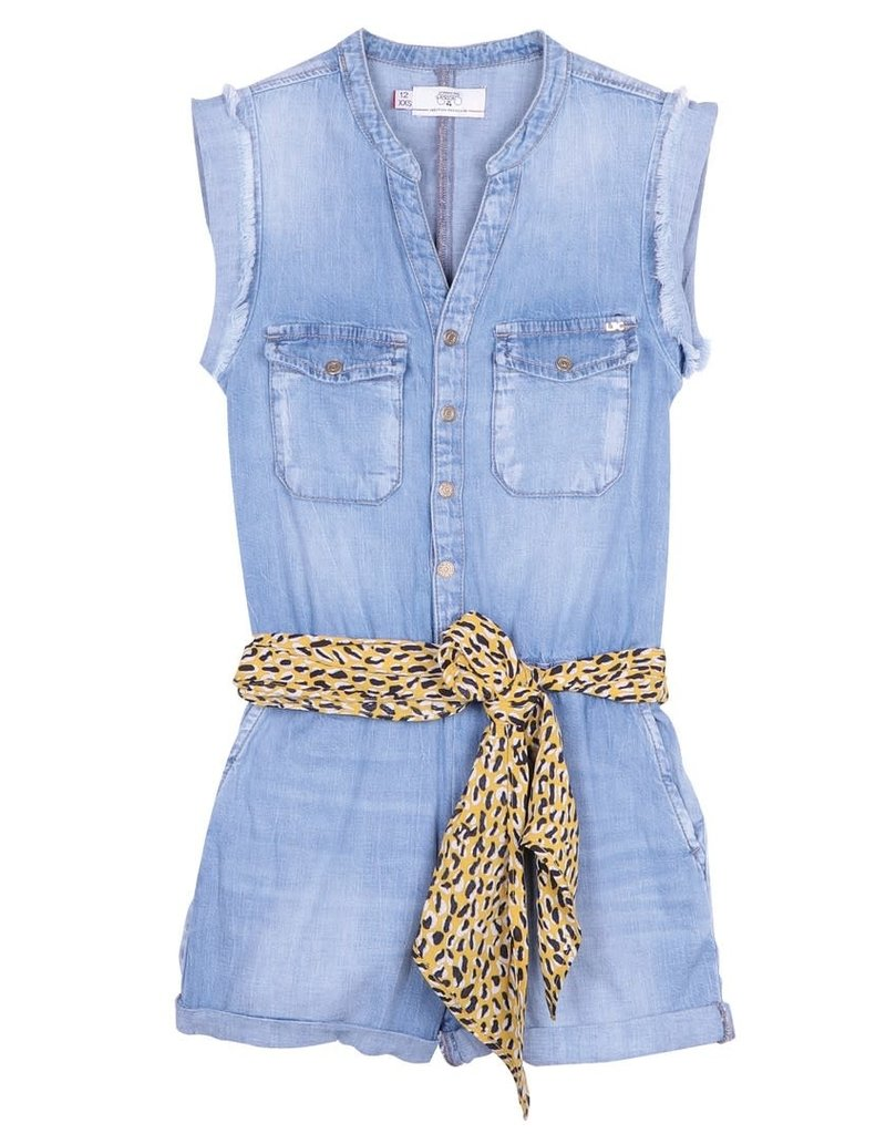 Le temps de cerises Le temps de cerises jumpsuit jeans