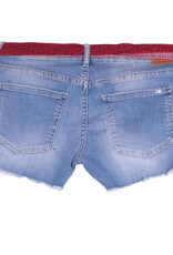 Le temps de cerises short jeans