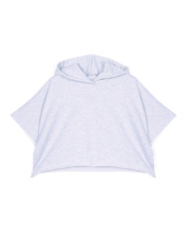 Le temps de cerises Le temps de cerises sweater kap grijs
