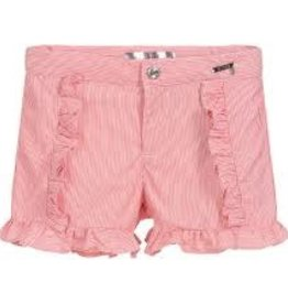 GUESS Guess short streep rood wit