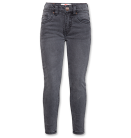 Ao76 jeans zwart 5 pocket