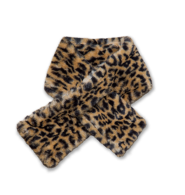 Ao76 sjaal leopard