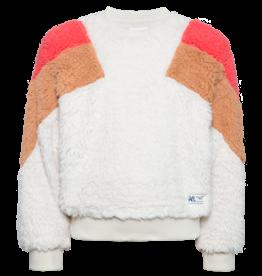 Ao76 sweater ecru rose
