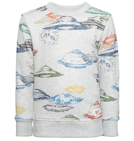 Ao76 sweater grijs UFOs