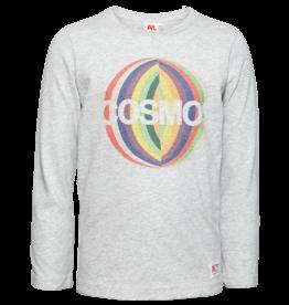 Ao76 t shirt grijs cosmos