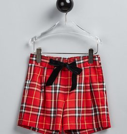 Special Day short ruit rood
