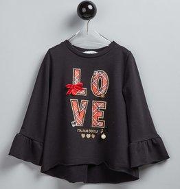 Special Day trui zwart love