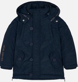 Mayoral jas donkerblauw