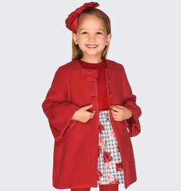 Mayoral jas rood