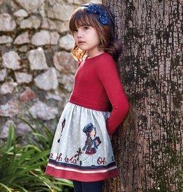 Mayoral jurk meisjes