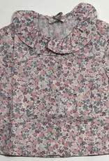 Il Gufo Blouse grijs rose