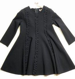 Il Gufo jurk donker blauw