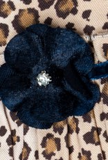 Monnalisa jurk leopard