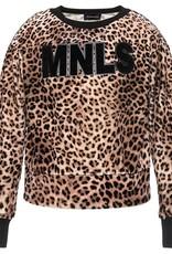 Monnalisa top leopard mnls