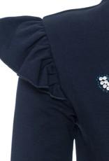 Monnalisa sweater d blauw jerry