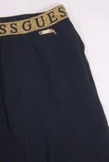 Guess rok plisse zwart