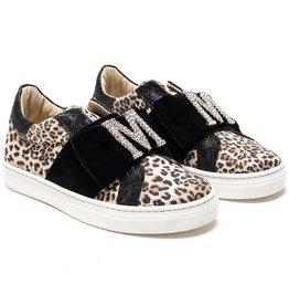 Monnalisa sneaker leopard