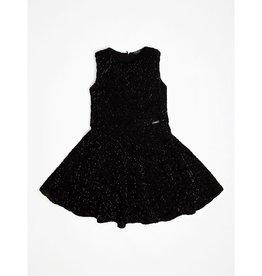 Guess jurk zwart feest